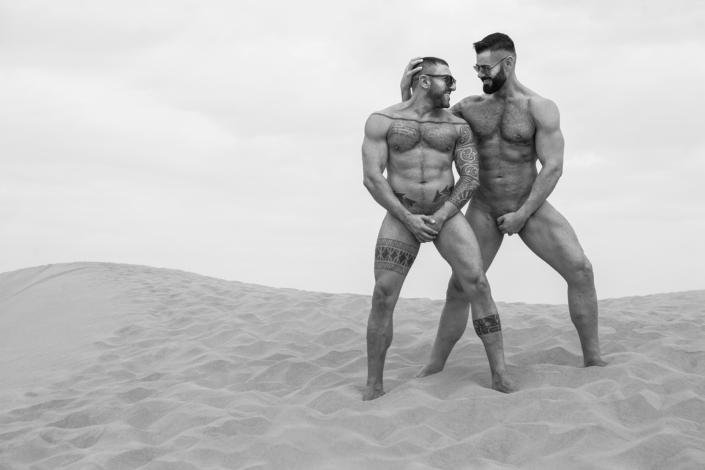 Giacinto Mozzetta Photographer, Porno Actor, Porno attori gay, Hector Barcelona, Joey Morell