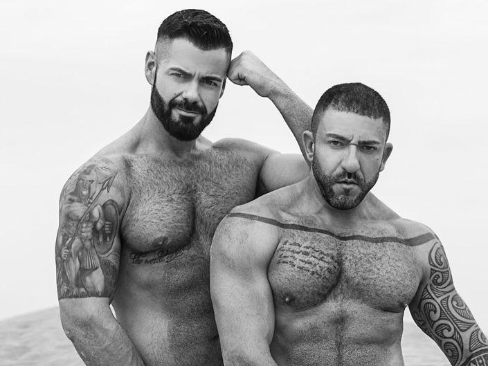 Joey Morell and Hector Barcelona