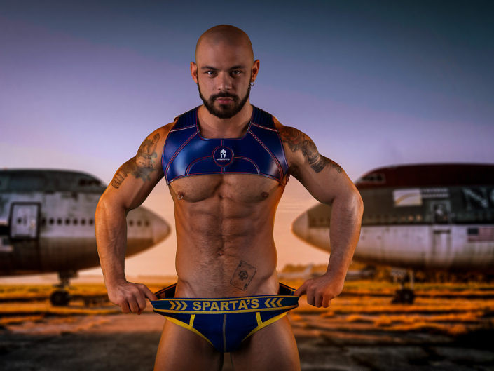 SPARTA HARNESS 2017-18 COLLECTION
