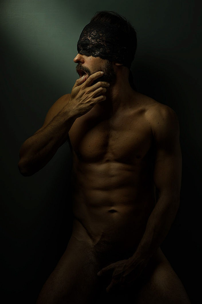 Giacinto Mozzetta Photographer, Wagner Victoria, Leather, Sexy gay male